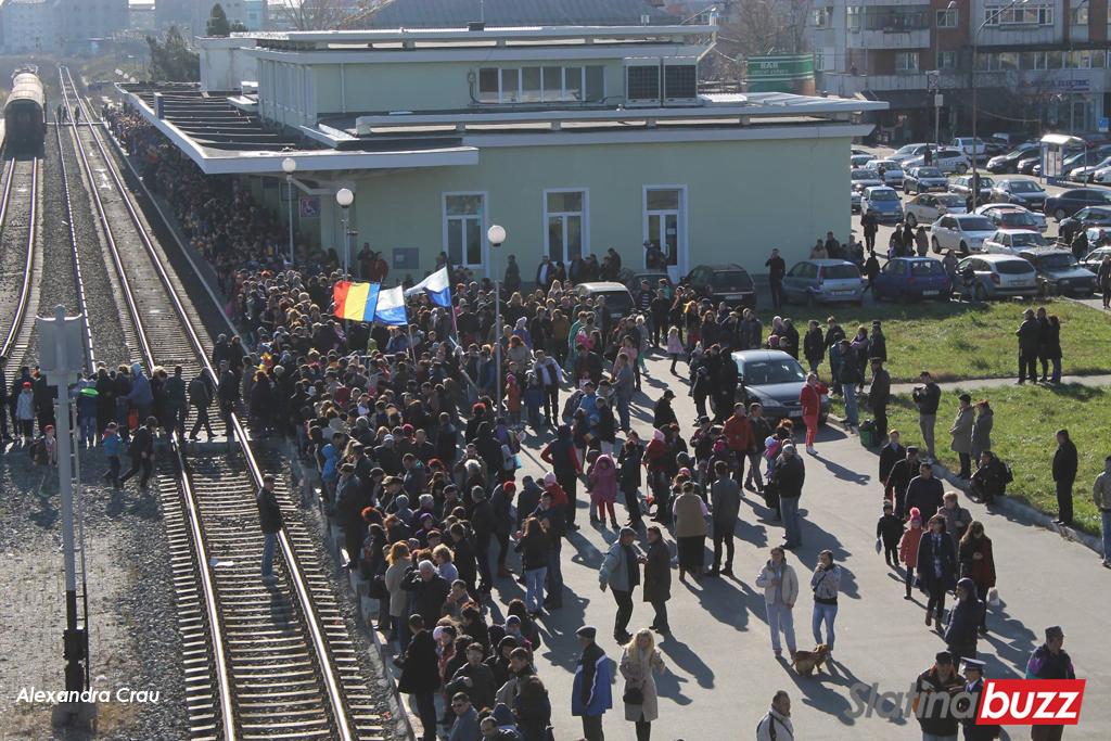 gara slatina 1 decembrie