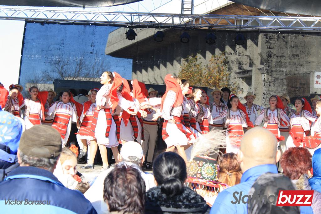 spectacol slatina 1 decembrie
