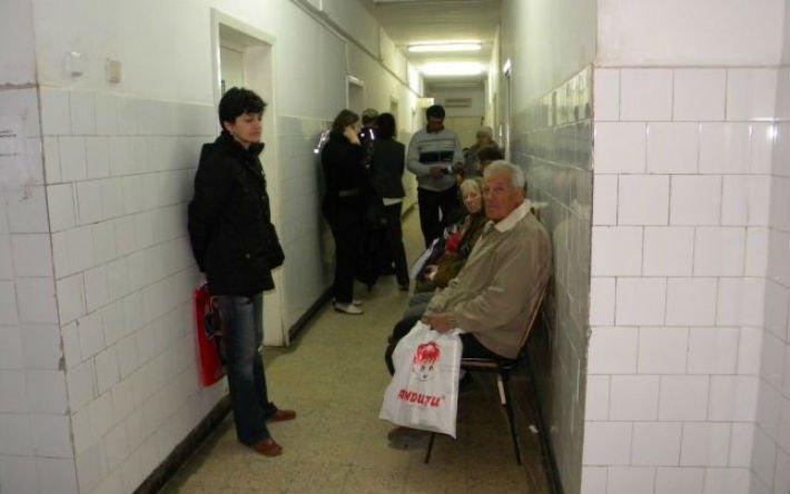 asteptare spital
