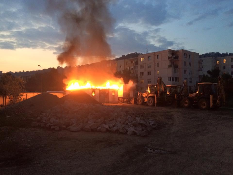 foc ghena gunoi