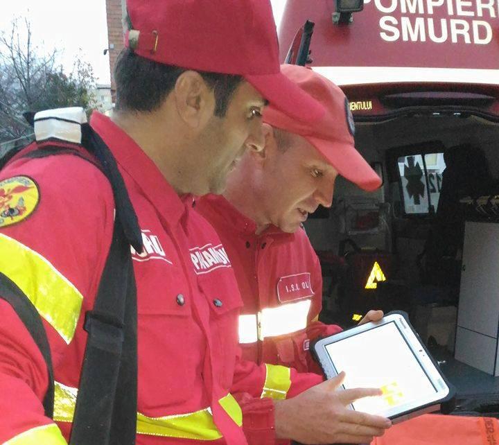 pompieri slatina