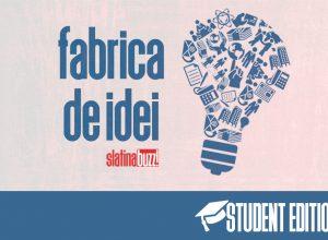 fabrica de idei student edition