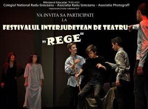festival teatru rege