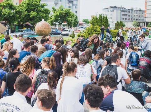 mars consiliul judetean al elevilor olt