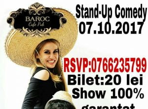 stand up baroc