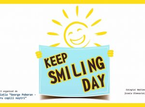 keep smiling day