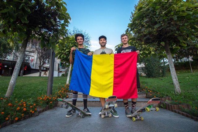 romania freestyle skateboard marius constantin