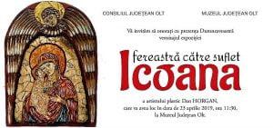 Expoziție de icoane @ Muzeul Județean Olt