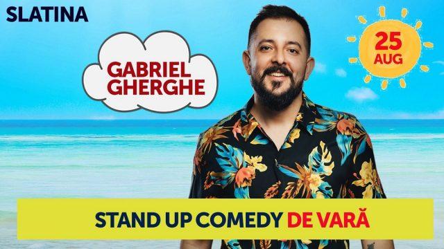 gabriel gherghe stand up