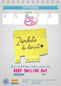 Keep smiling day - editia 3 - 2019 @ Fântâna Speranței