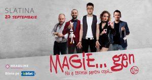 Magie, gen @ Centrul Cultural Eugen Ionescu