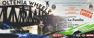 Oltenia Wheels @ Clubul Nautic Slatina
