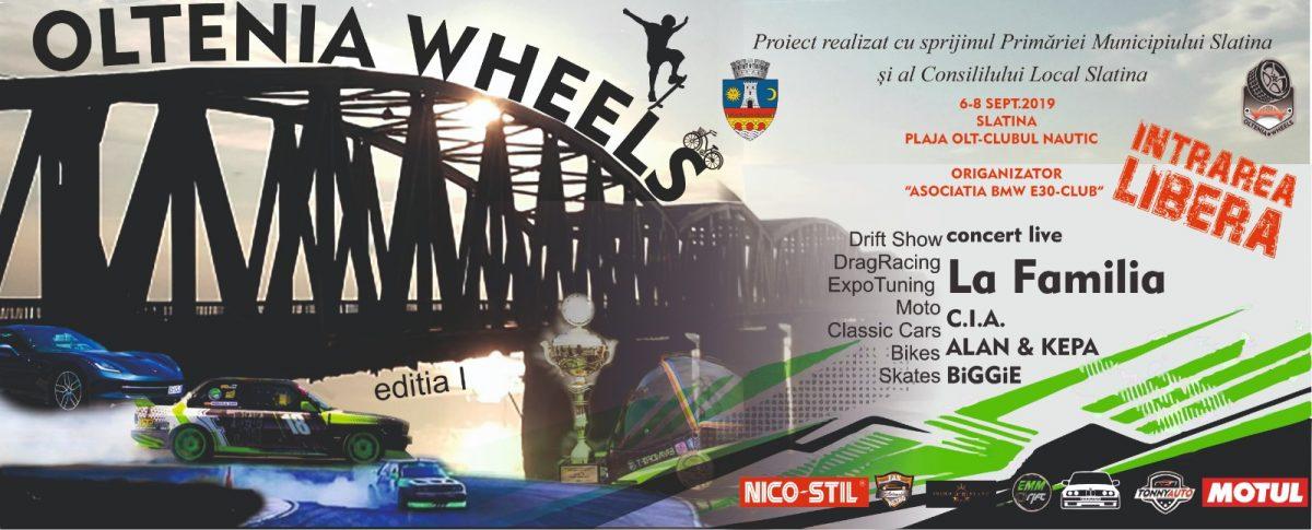 oltenia wheels