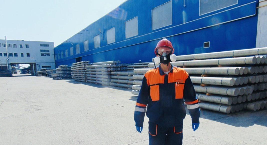 ALRO Muncitor echipat